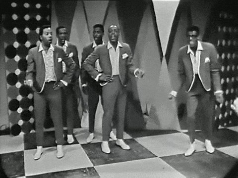 Favorite song of all time... 'My Girl' by The Temptations! Instantly recognizable and immediately puts ya in a happy mood 😍 #thenine
