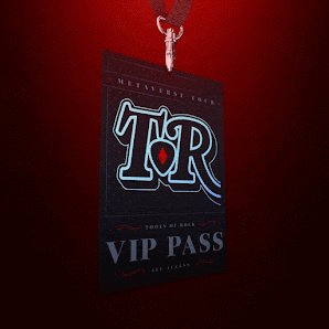 Officially VIP #888 - Thanks @ToolsOfRockNFT one step closer to the Metaverse!! #ToolsOfRock #TORNFT Might have a few extra passes to sneak in friends in the future! #NFTs #Metaverse