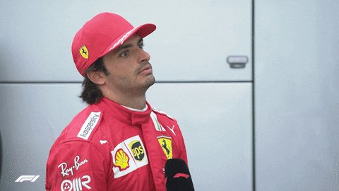 Image for the Tweet beginning: Realising there's no race this