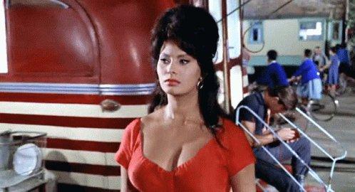 Happy birthday to the incredible Sophia Loren