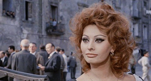 Happy 87th Birthday to my favorite actress, Sophia Loren!