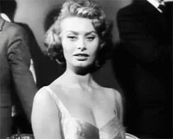 Happy birthday to the delightful and amazing Sophia Loren. A talented actress and sublime beauty