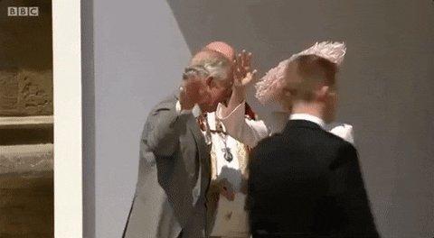 prince charles camilla GIF by BBC