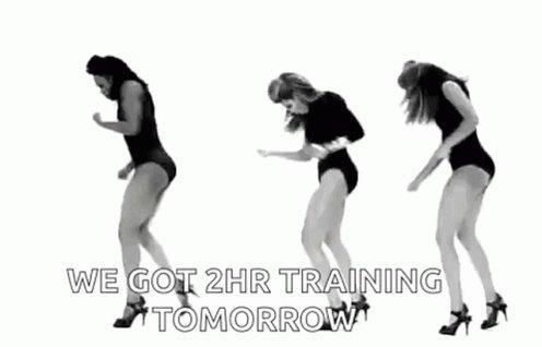 Beyonce Dancing GIF