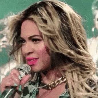 Beyonce What GIF