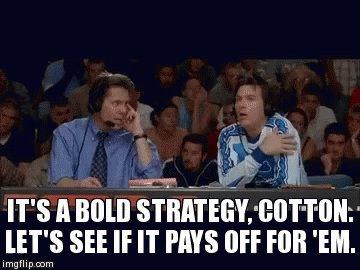 Dodgeball Strategy GIF