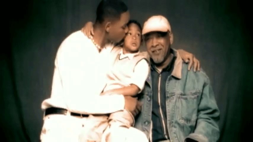 Thinking of #WillSmith and all the other boss dads out there today. #HappyFathersDay → yt.be/music/nhLD