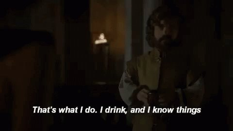 Happy birthday to one of my favorite GoT characters, Tyrion Lannister himself, Peter Dinklage