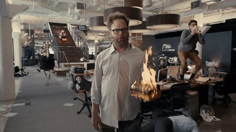 On Fire Help GIF by ADWEEK