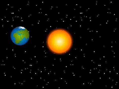 Sun Earth GIF by BrainPOP