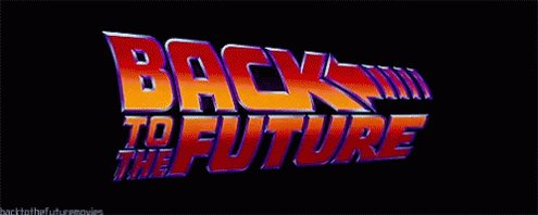 Back To The Future GIF
