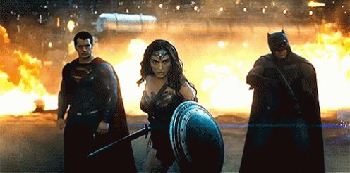 Batman Superman GIF