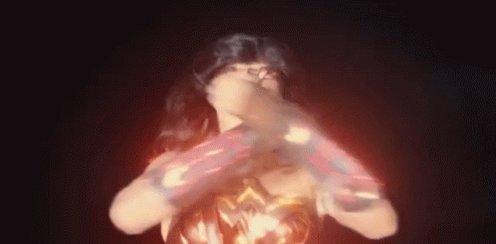 Wonder Woman GIF
