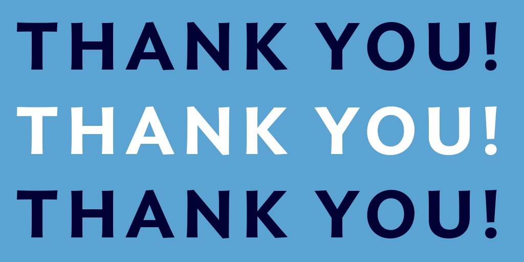 Image for the Tweet beginning: Thank you!  Yesterday on #GiveUNC, you