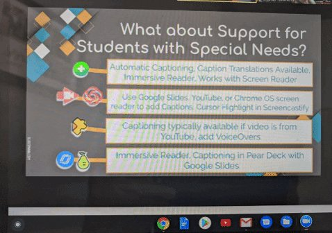 Great accessibility tools for students from @JakeMillerTech. #dllsummit  giphy.com/gifs/MaVMk9880… via @GIPHY