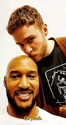 Wishing a Happy 50th Birthday to Mr Henry Simmons!