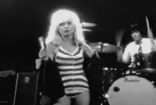 Happy 75th Birthday to Debbie Harry, simply an icon of our time.