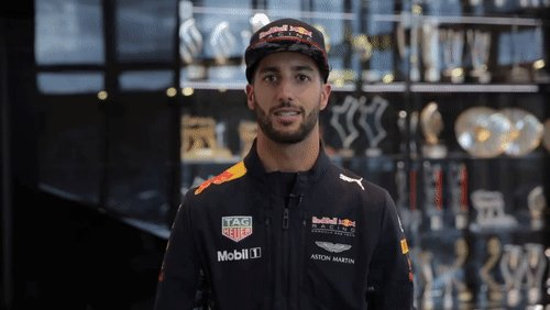 Happy Birthday Daniel Ricciardo!!!