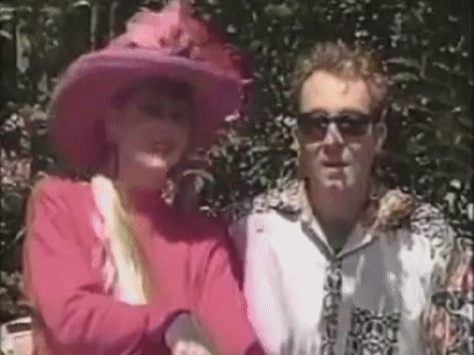 Happy birthday to Fred Schneider. After you\re done with work Shake Your Cosmic Thing to the B-52s.