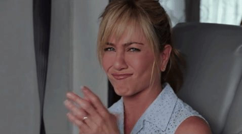 Jennifer Aniston Applause GIF