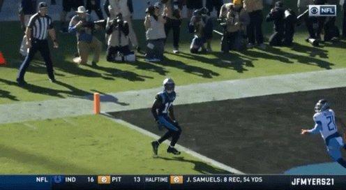 Carolina Panthers Touchdown GIF