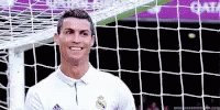 Ronaldo Just ALittle GIF