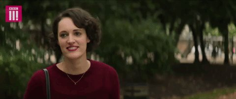 When you realise there's only a few days left to stream #FleabagforCharity...  Watch Phoebe Waller-Bridge in this filmed performance to raise funds for communities affected by COVID-19:   @SohoTheatre @NTLive @ActingforOthers @NHSCharities @NatEmergTrust