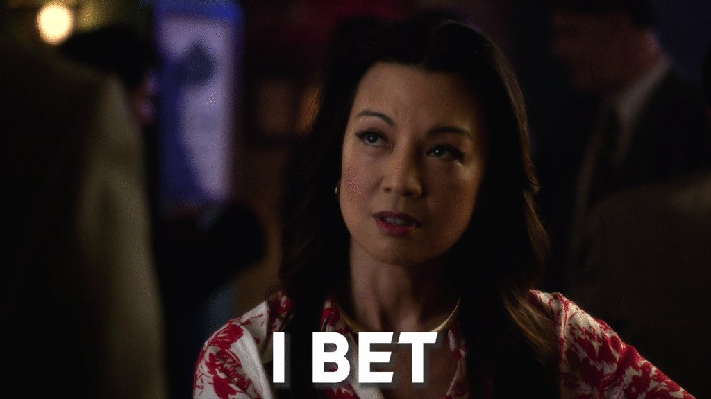 Confidential? Not for Agent May. #AgentsofSHIELD @MingNa