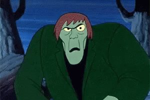 @domoshea @galiadurant Aww, it was verging on the Scooby Doo villain... Laughter got me through, for sure x