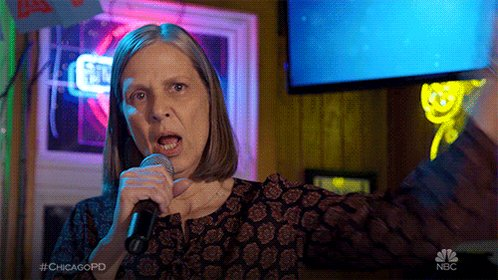 If you got to perform a karaoke duet with Platt, what song would you pick?