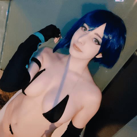 Hey everyone, @MikomiHokina is currently taking requests for gifs for the cosplay photopack's NSFW portion