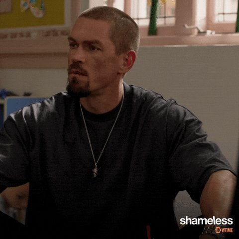 Kev drinking a juicebox is all the entertainment we need today. #Shameless