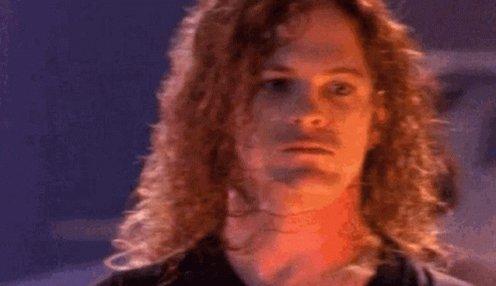 Good ol' Jason. Miss that dude's energy. #MetallicaMondays #Metallica