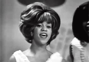 Happy birthday, Blondie.  Florence Ballard would have been 76 today.