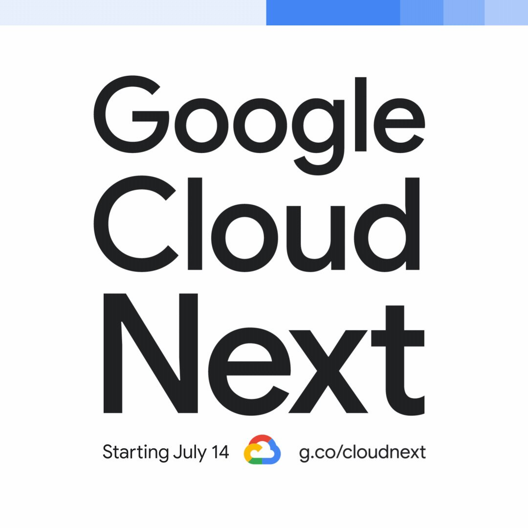 Tomorrow kicks off week 1️⃣ of #GoogleCloudNext '20: OnAir.   This week is all about Industry Insights and how businesses are discovering new opportunities through technology. Check out the different breakout sessions and more → https://t.co/sp5zvBGvQu https://t.co/RpZFIeQq4t