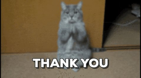 Thank U GIF by Amanda