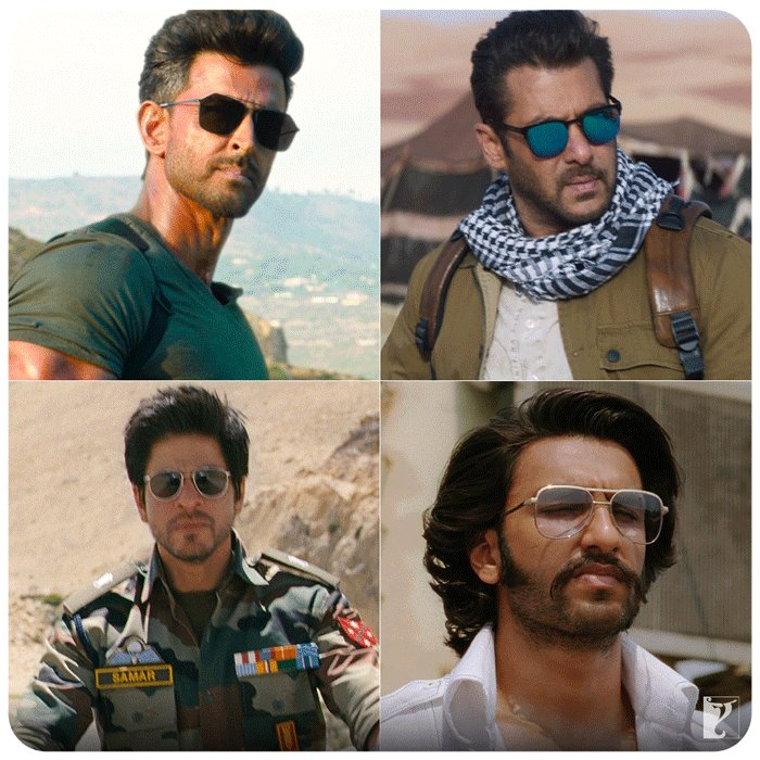 Replying to @yrf: Different SHADES of SWAG! 😎