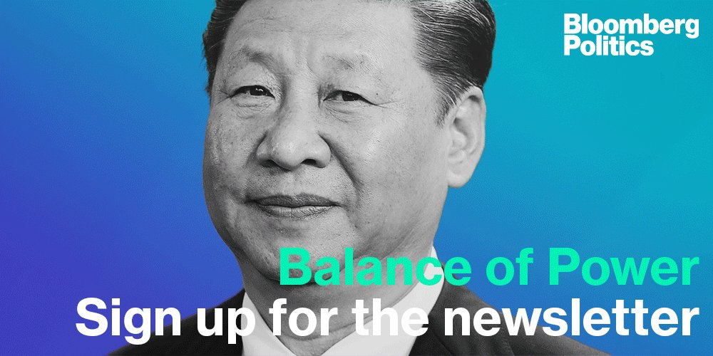 Sign up for our Balance of Power newsletter to get the latest headlines on global politics trib.al/vu5gitg