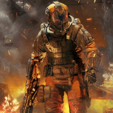 PSA: On this #4thofJuly, take a lesson from Firebreak: wear a mask (and of course, don't forget the SPF 5000).