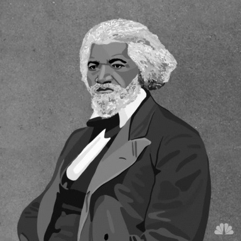 """This #4thofJuly is yours, not mine. You may rejoice, I must mourn."" — Frederick Douglass"