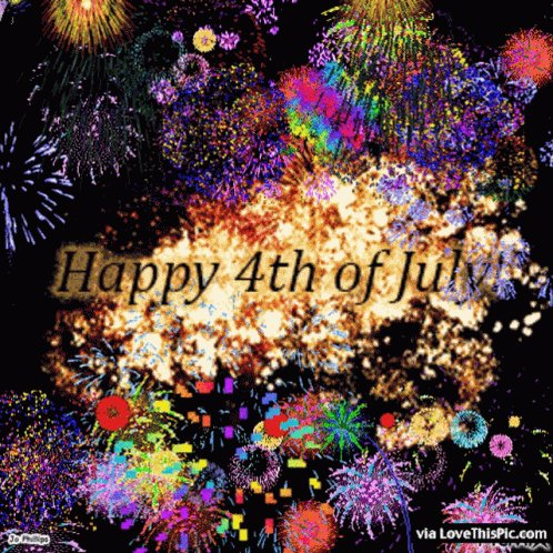@DeborahDolen Happy Fourth of July to you too Deborah! https://t.co/ExSyszYjRL