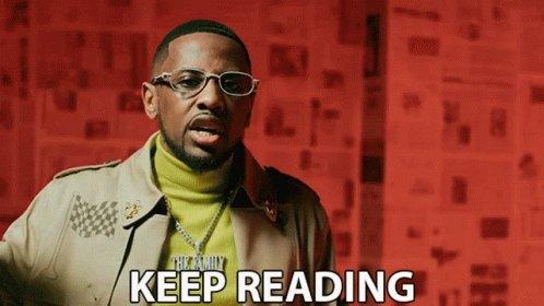 Keep Reading Fabolous GIF