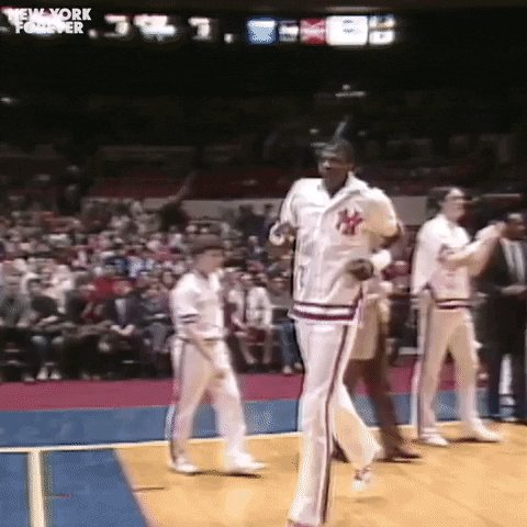 Game 1 of #PatWeek begins with Pat's big night vs. Chicago back in '86.  📺: @MSGNetworks | ⏰: 7:30 PM ET https://t.co/u9uxZVBCjs