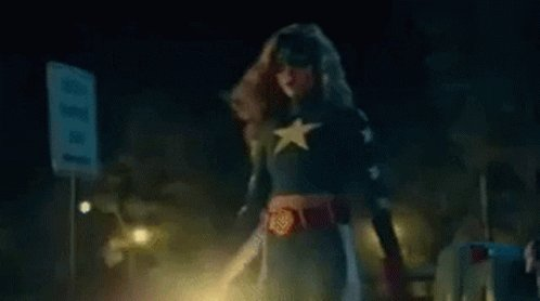 Image for the Tweet beginning: #Stargirl has been renewed for
