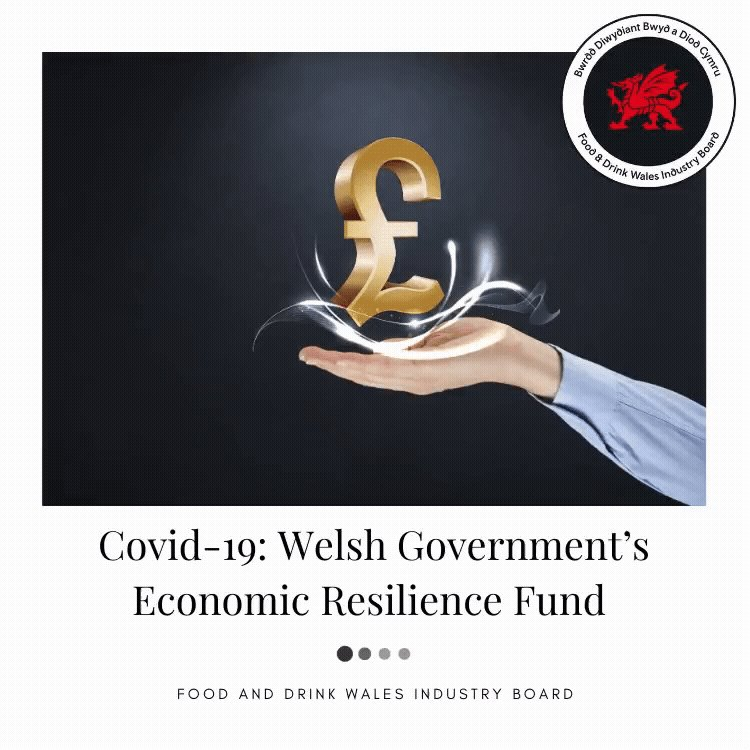Image for the Tweet beginning: @WelshGovernment's Economic Resilience Fund Phase