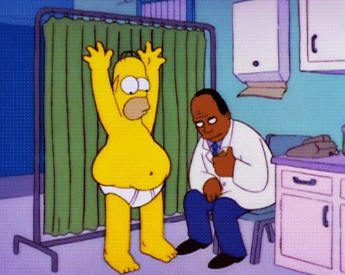 the simpsons GIF