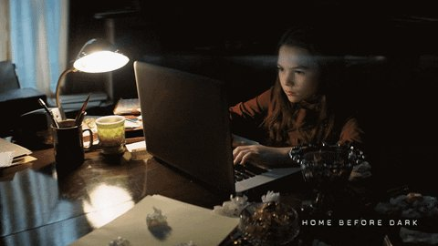 Working Late Work From Home GIF by Apple TV