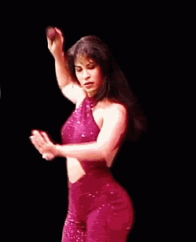 My wife and I are rewatching Selena tonight because that's what it means to be married to a Mexican woman.