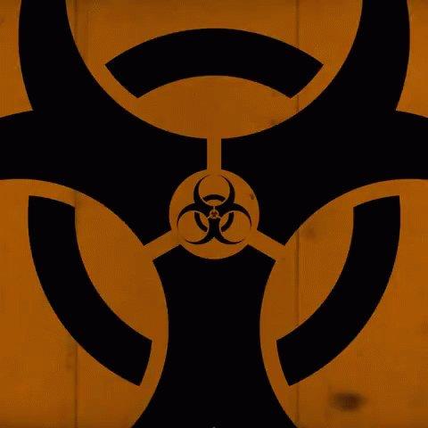 Zombies Bio Hazard GIF