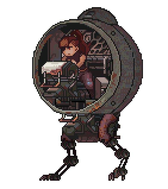 RT @bonesfishman: #gamedev #indiedev #indiegame #pixelart #pixel  #ドット絵 https://t.co/K6GHMf422o